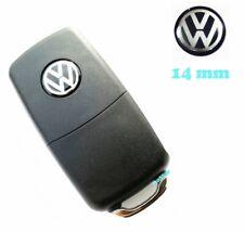 logo sticker Autocollant VW 14mm télécommande clé golf 4,5 passat polo,touran