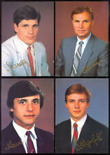 1990 USSR ICE Hockey Russian Soviet 24 Diff TEAM ISSUE CARD SET Makarov Federov