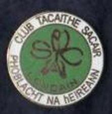 Republic of Ireland London Supporters Club enamel badge