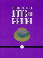 WRITING AND GRAMMAR STUDENT EDITION GRADE 10 TEXTBOOK 2008C by PRENTICE HALL