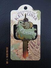 Keycover, der persönliche Schlüsselname, Buchstabe oder Name, F-K
