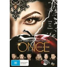 Once Upon A Time : Season 6 : DVD In Series