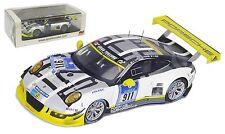 Spark SG254 Porsche 911 GT3 R #911 'Manthey' 24H Nurburgring 2016 - 1/43 Scale