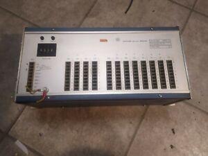 Schleicher Elektronik Promodul-K Steuergerät mit 12 Steckplätzen KSPS 12