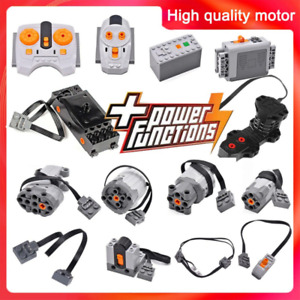 ✔️✔️✔️ Power Functions Parts lego Technic Motor Remote Receiver Battery ✔️✔️✔️