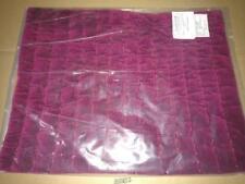 The Company Store Boden Pillow Sham Standard Raspberry/Amberglow N5B7 ST RAM