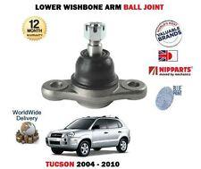 FOR HYUNDAI TUCSON 2.0 2.7 CRDI 2004-2010 NEW LOWER WISHBONE BALL JOINT KIT
