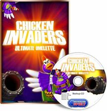 Chicken Rangers 4-Ultimate Omelette-PC-Windows XP/Vista/7/8/10