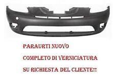 PARAURTI ANT ANTERIORE LANCIA YPSILON + TAPPO GANC DAL 2006 VERNICIATO 278 BLU