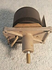 REVOX--- 7.5 / 15  IPS  CAPSTAN MOTOR--TESTED
