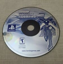 Sony PlayStation 1 Ps1 Disc Only Tested Gundam Battle Assault 2 Ships Fast