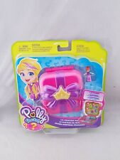 Polly Pocket Hidden Hideouts Micro Playset  Lil Princess Pad new