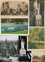 Michigan Washington Massachusetts And More Huge USA Lot of 75 Postcards 01.06