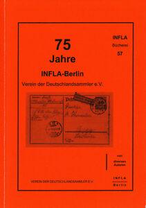 """INFLA Literatur Band Nr. 57, """"75 Jahre INFLA-Berlin"""", gebraucht"""