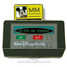 Disney Pin 50762 WDW Cast Member Exclusive Time Clock Slider Mickey Surprise LE