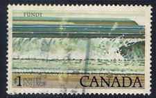 Canada #726a(3) 1979 $1.00 FUNDY NATIONAL PARK Untagged Used