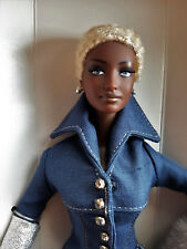 Indigo Obsession  Byron Lars Barbie Doll NRFB