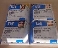 Sealed Genuine HP 28 C8728AE Tri Colour Lot of 4 Expired Inkjet Print Cartridge