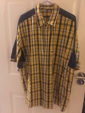 Quicksilver Stylish Shirt  Rare  Size L Only Wore Twice