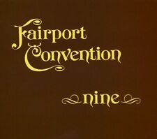 Fairport Convention - Nine [New CD] Bonus Tracks, Rmst