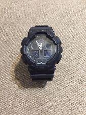Casio G-Shock GA100-1A1 Wrist Watch for Men (Black)