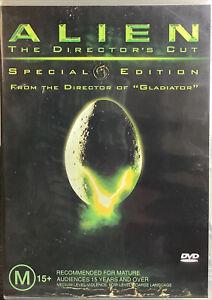 Alien: The Directors Cut (DVD, 1979) Region 4 Aus Release