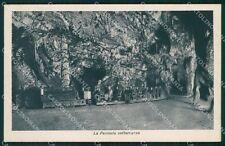 Slovenia Postumia Grotte di cartolina QT4111