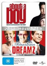 About A Boy / American Dreamz (DVD, 2-Disc Set) Region 4 - New and Sealed