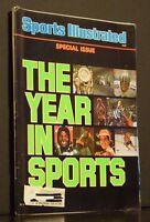 Sports Illustrated Magazine Special Issue The Year In Sports 1979