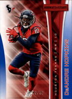 2017 Rookies and Stars Red and Blue Parallel Singles #'d/25 (Pick Your Cards)