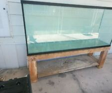New listing 180 gallon fish tank 72X18x32, with stand