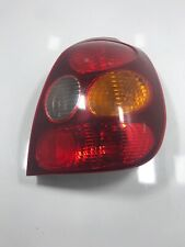 Toyota Corolla DRIVER RIGHT REAR TAIL LIGHT 22076587R 3 Doors Hatchback 00 TO 02
