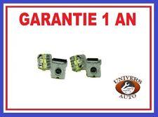 KIT DE REPARATION LEVE VITRE PEUGEOT 607 PIECES GLISSANTES AVANT GAUCHE (LAB).