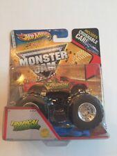 2012 Hot Wheels Monster Jam Tropical Thunder Die Cast 1:64 Scale,MISP (B46)