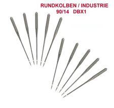 los Tragbare Eisen Metall Blindstich Nähmaschinennadeln LW 30 Teile 6 T