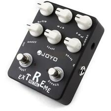 JOYO JF-17 EXTREME METAL DISTORSORE EQUALIZZATORE 3 BANDE BOOSTER LEVEL DRIVE SW
