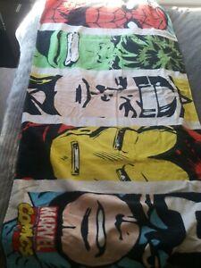 Marvel Towel super hero