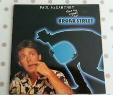 Paul McCartney - Give My Regards to Broad Street Gatefold LP