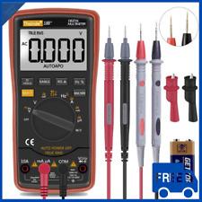 Fluke Digital Multimeter Auto Ranging Trms 6000 Acdc Voltage Alert Amp Ohm Diode