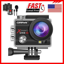 Ultra HD 4K Action Camera WIFI  20MP Sport Cam Outdoor Camcorder Remote Control