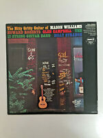 The Nitty Gritty Guitar of Mason Williams/Glen Campbell LP (SPC-3148)