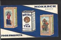 CHICAGO.ILLINOIS,1915 MULTICOLOR ILLUST ADVT. REID MURDOCH,FOOD,TEA,VF+ .