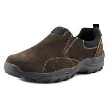 Zapatos informales de hombre mocasines de piel color principal marrón