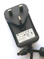 PHIHONG SWITCHING POWER SUPPLY PSA11R-120 12V 0.83A UK PLUG
