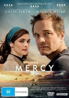 The Mercy (DVD, 2018) NEW
