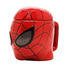 Tazza in ceramica Marvel Spider-Man mask 3D Shaped Mug ABYstyle