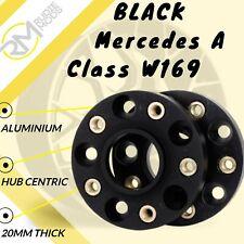 MERCEDES A-CLASS W176 5mm in lega Hubcentric Wheel Distanziatori 5x112 66.6CB 1 Paio