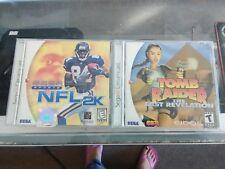 Lot Of 2 Sega Dreamcast Games