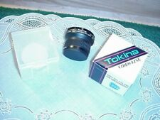 Tokina AF Video Conversion Lens 1.8X  Video-Line Lens NEW IN BOX!
