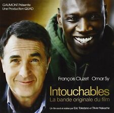 Intouchables, new CD, soundtrack of the film, by Ludovico Einaudi